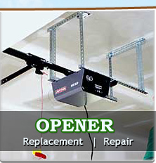 ... Garage Door Opener Services ...